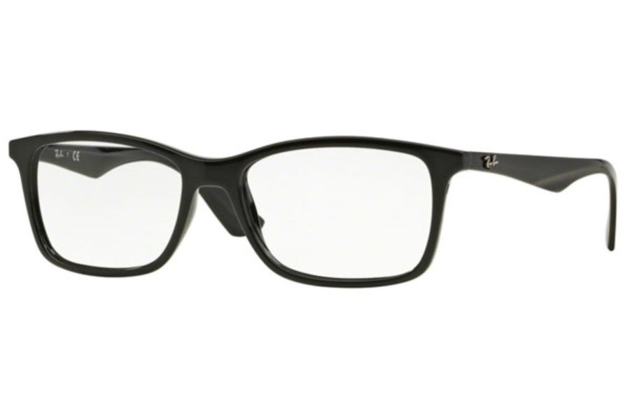Ray-Ban RX 7047 Eyeglasses in 2000 Black