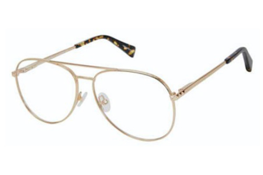 Rebecca Minkoff Stevie 4 Eyeglasses in 03YG Lgh Gold