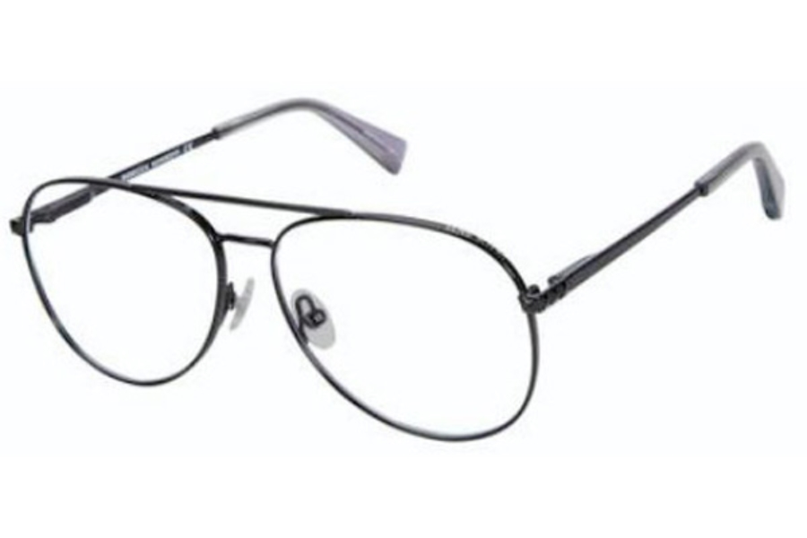 Rebecca Minkoff Stevie 4 Eyeglasses in 0807 Black