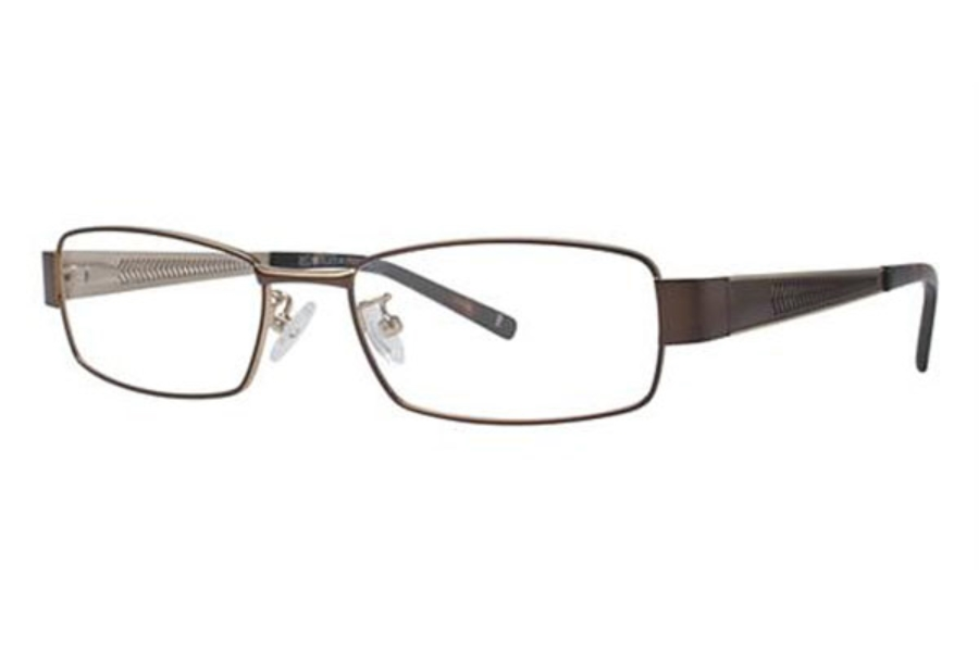 Red Tiger Red Tiger 504M Eyeglasses in 183 Brown
