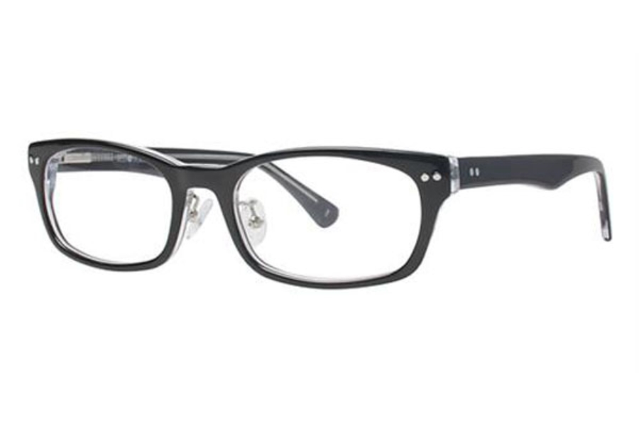 Red Tiger Red Tiger 507Z Eyeglasses in 021 Black
