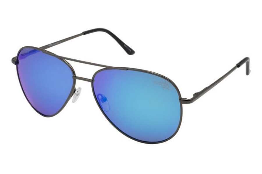 Reel Life RLS-Salt Tay Sunglasses in 005P Gun