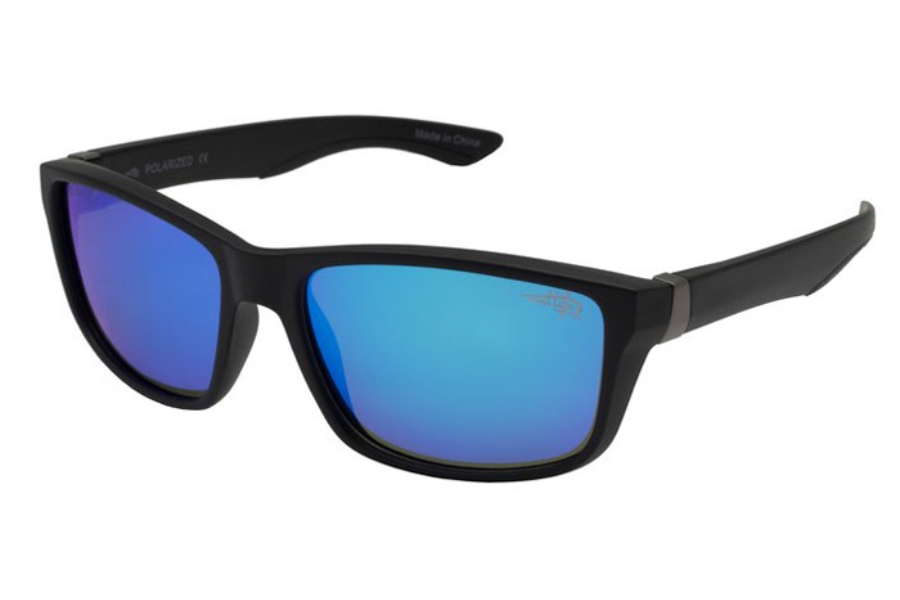 Reel Life RLS-Sanibel Sunglasses in 104P Matte Black