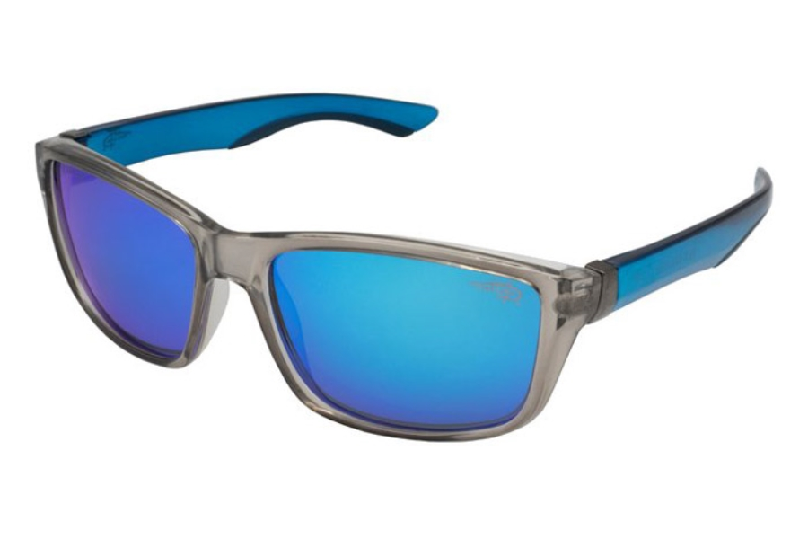 Reel Life RLS-Sanibel Sunglasses in 113P Smoke Crystal