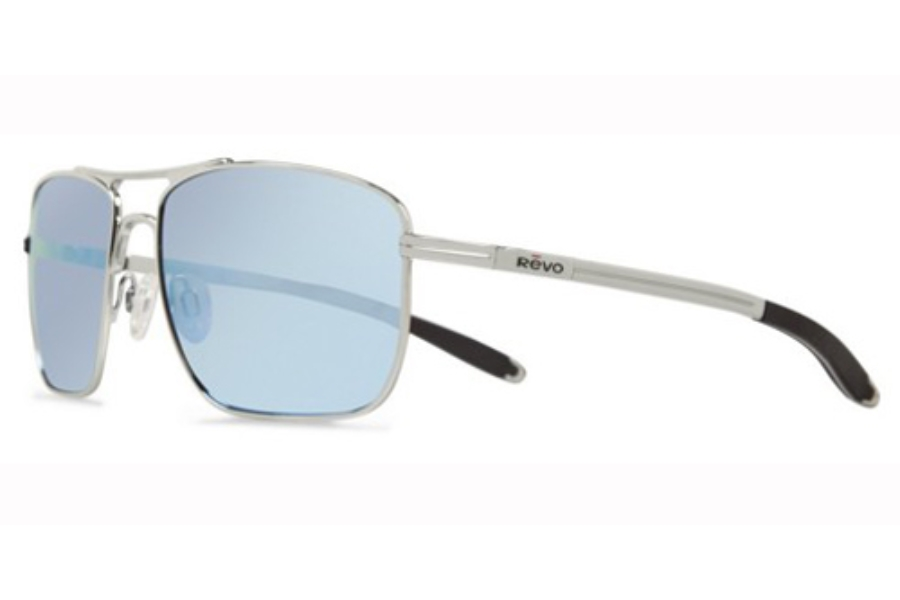 Revo RE 3089 Groundspeed Sunglasses in 04 Chrome/Blue Water/Graphite
