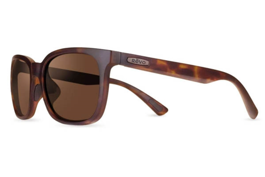 Revo RE Slater Sunglasses in Matte Tortoise