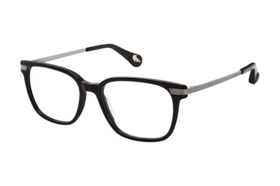 Robert Graham Roark Eyeglasses in Black