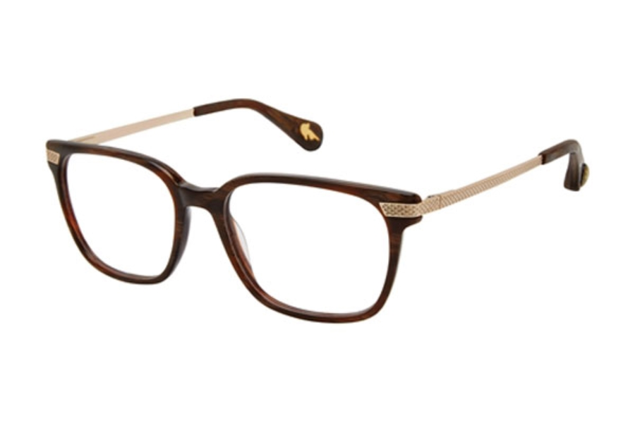 Robert Graham Roark Eyeglasses in Brown