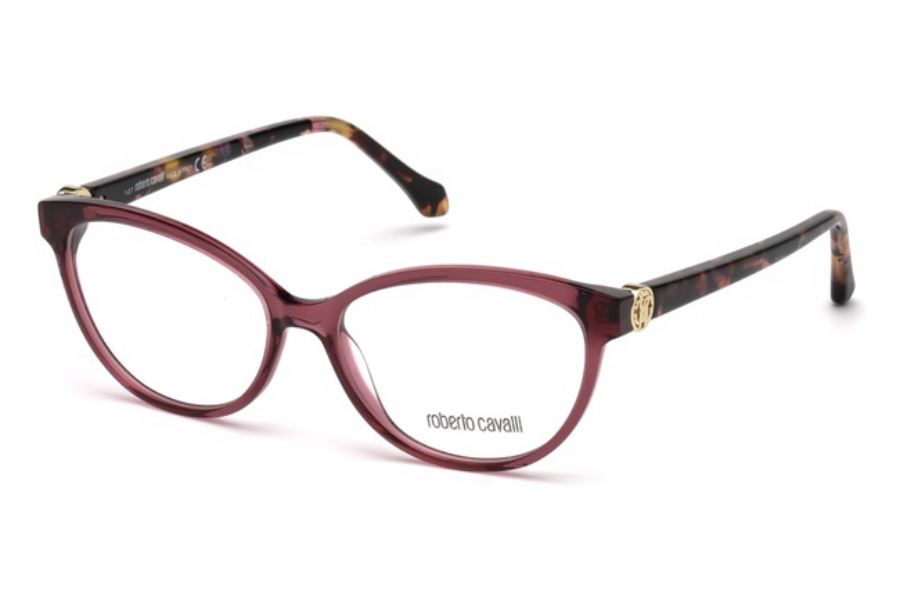 Roberto Cavalli RC5072 Marliana Eyeglasses in 071 - Bordeaux/other