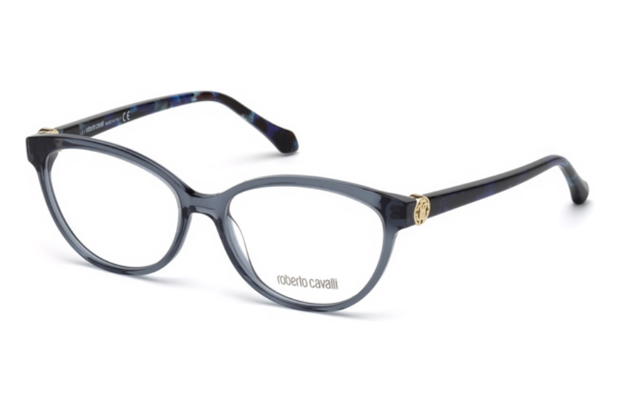 Roberto Cavalli RC5072 Marliana Eyeglasses in 092 - Blue/other