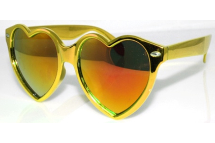 Rock Star Heart Attack Sunglasses in Rock Star Heart Attack Sunglasses