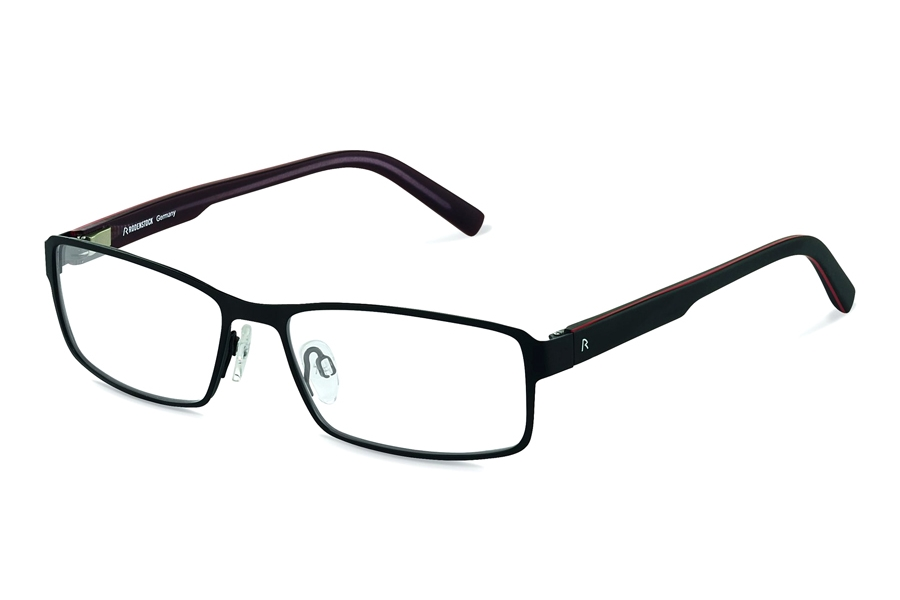 Rodenstock R2596 Eyeglasses in A Black