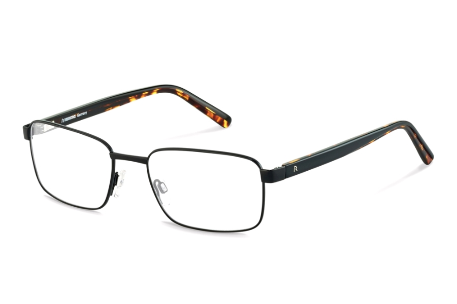 Rodenstock R2620 Eyeglasses in B Black Black Layered