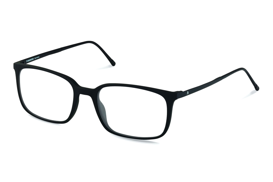 Rodenstock R5291 Eyeglasses in A Black