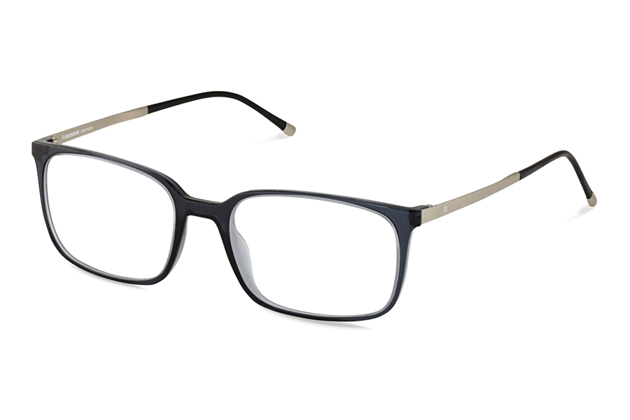 Rodenstock R5291 Eyeglasses in B Dark Grey Palladium