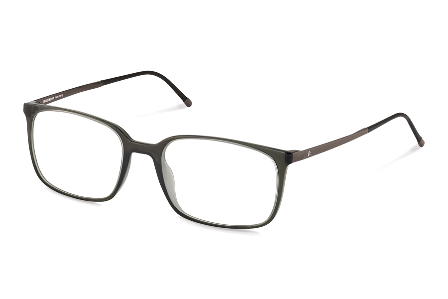 Rodenstock R5291 Eyeglasses in H Dark Grey Gunmetal
