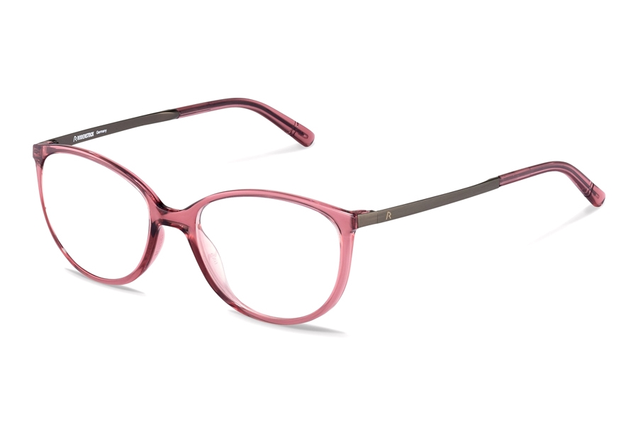 Rodenstock R5316 Eyeglasses in B Rose Gunmetal
