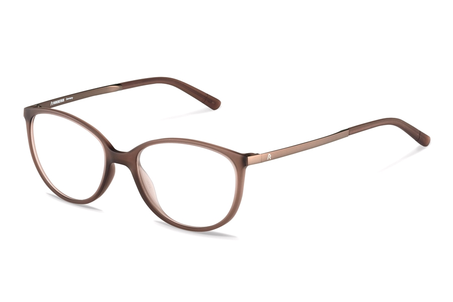 Rodenstock R5316 Eyeglasses in C Dark Brown Brown