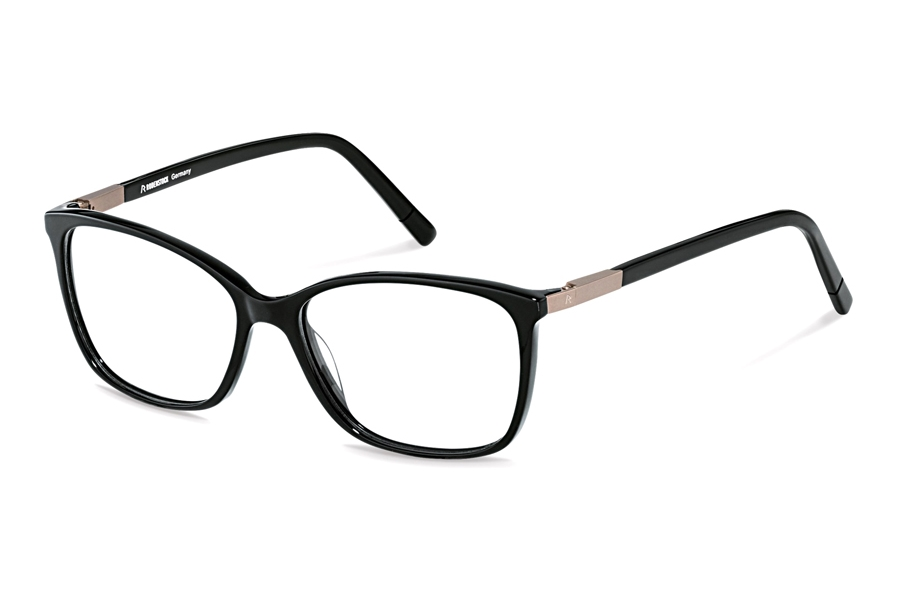 Rodenstock R5321 Eyeglasses in A Black