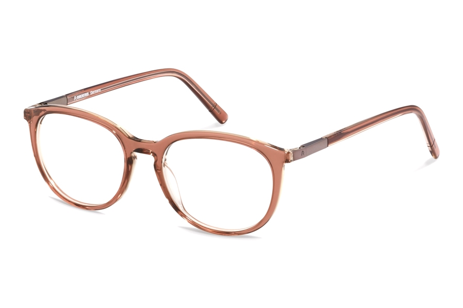 Rodenstock R5322 Eyeglasses in F Brown Layered