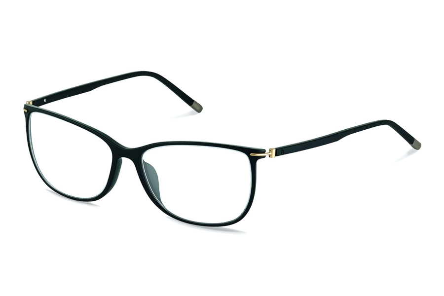Rodenstock R7038 Eyeglasses in A Black