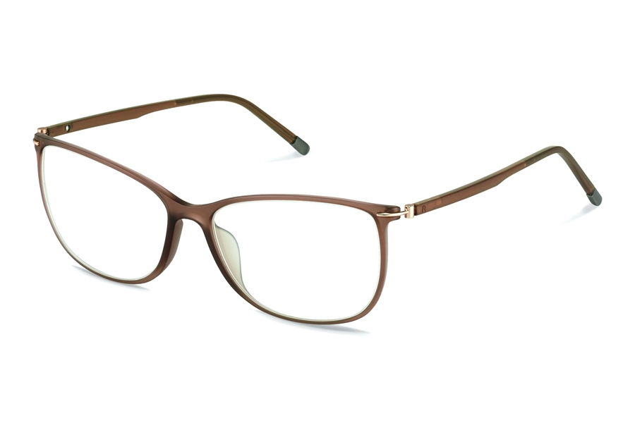 Rodenstock R7038 Eyeglasses in D Light Brown