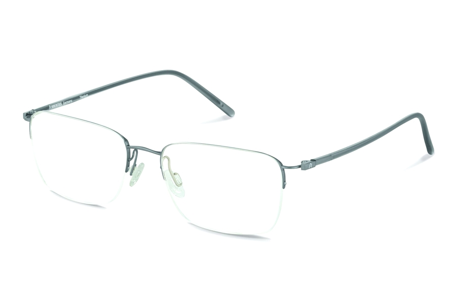 Rodenstock R7051 Eyeglasses in B Silver/ Grey