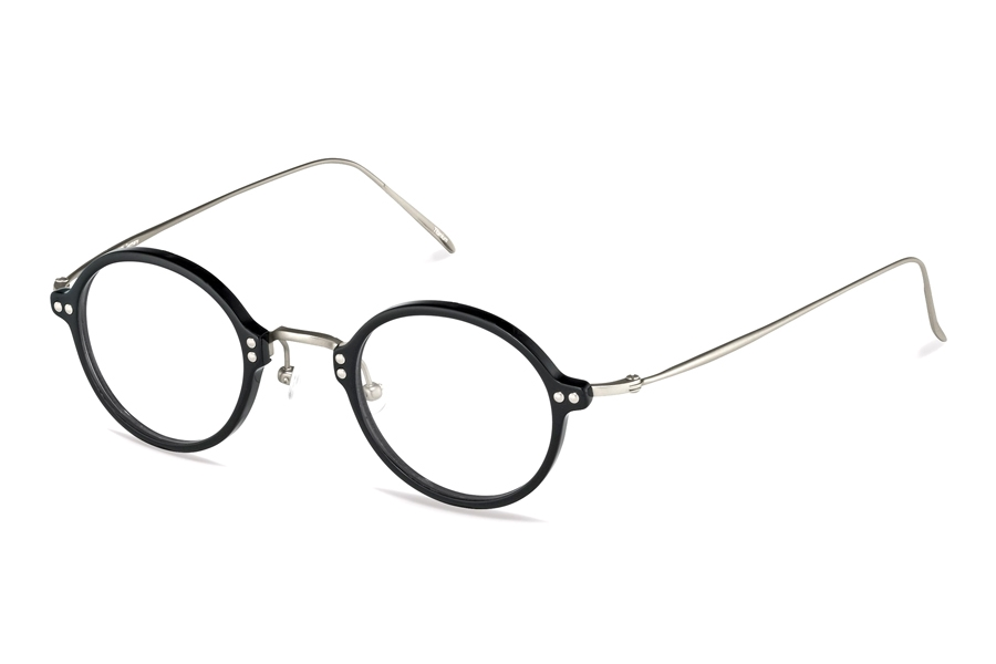 Rodenstock R7061 Eyeglasses in A Black