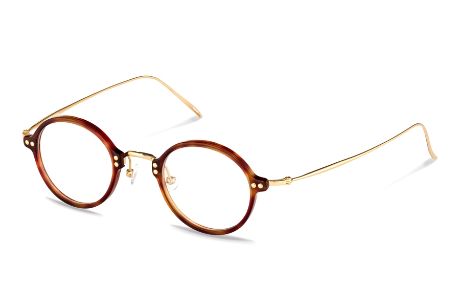 Rodenstock R7061 Eyeglasses in B Light Havana