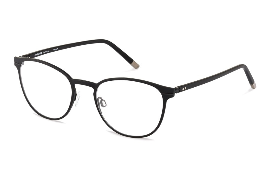 Rodenstock R8023 Eyeglasses in B Black