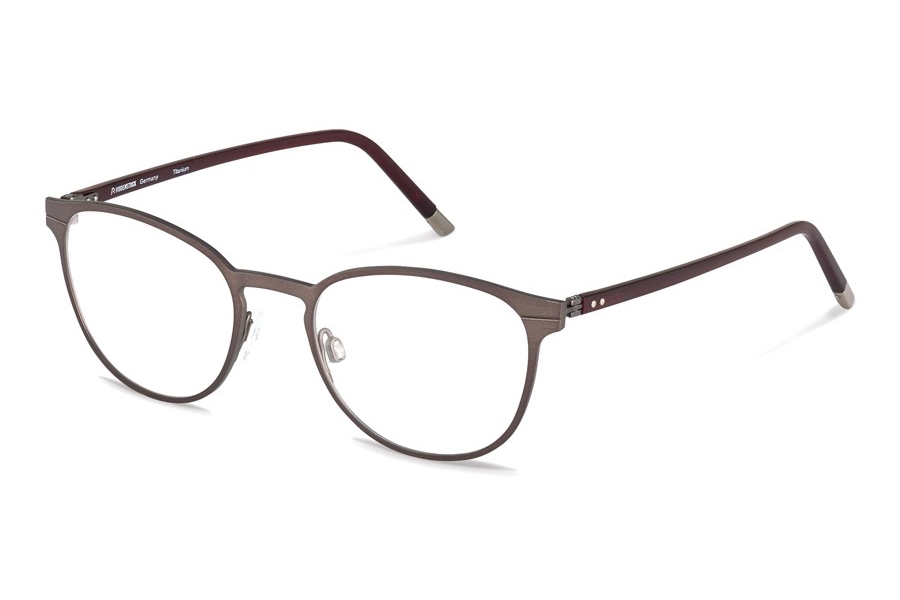 Rodenstock R8023 Eyeglasses in C Bordeaux