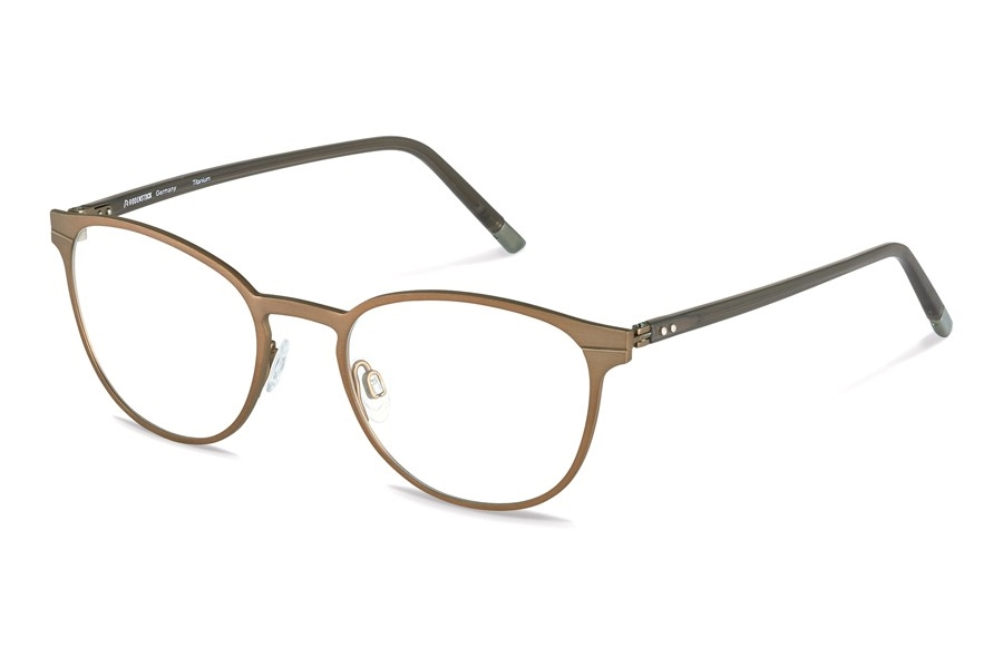 Rodenstock R8023 Eyeglasses in D Light Brown/ Grey