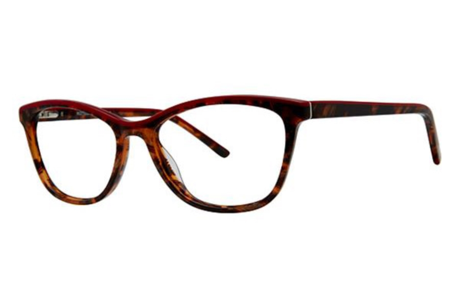 Romeo Gigli 77035 Eyeglasses in Tortoise/Red