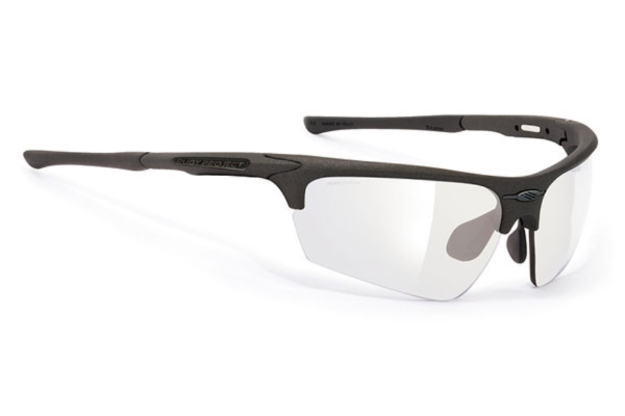 Rudy Project Noyz Stealth Sunglasses in Rudy Project Noyz Stealth Sunglasses