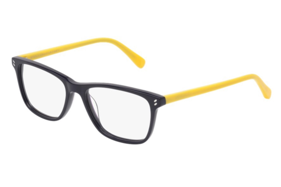 Stella McCartney SK0010O Eyeglasses in 003 Blue Yellow