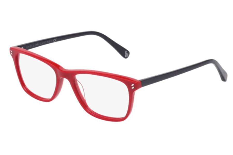 Stella McCartney SK0010O Eyeglasses in 004 Red Blue