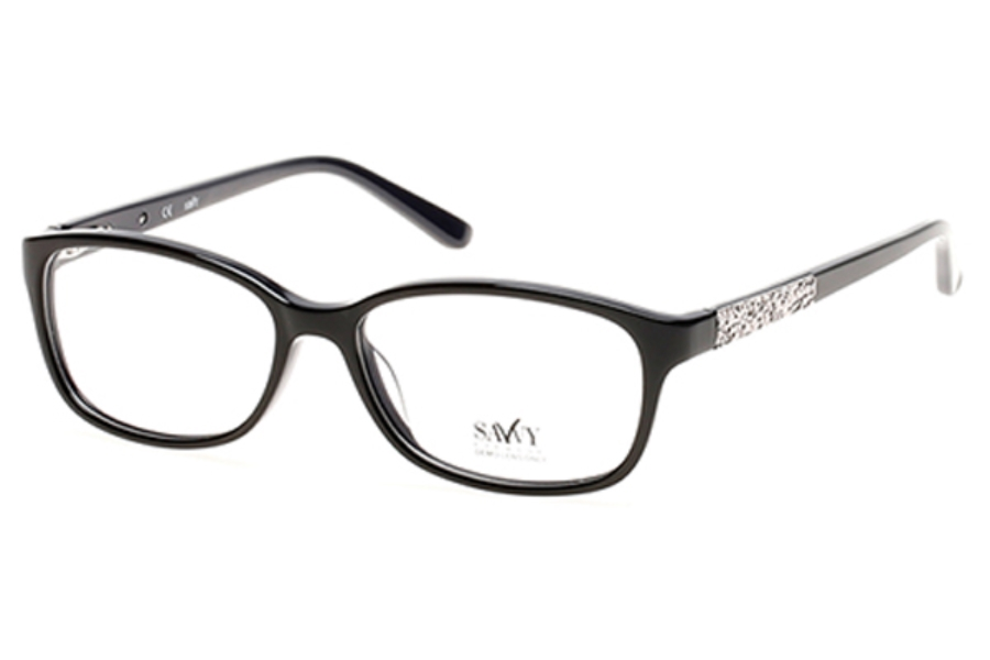 Savvy SAVVY 401 Eyeglasses in 005 - Black/Other