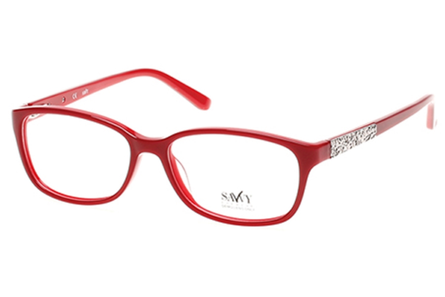 Savvy SAVVY 401 Eyeglasses in 068 - Red/Other
