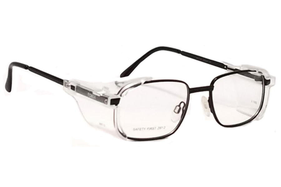 Safety Optical S18 Eyeglasses in Black (10)