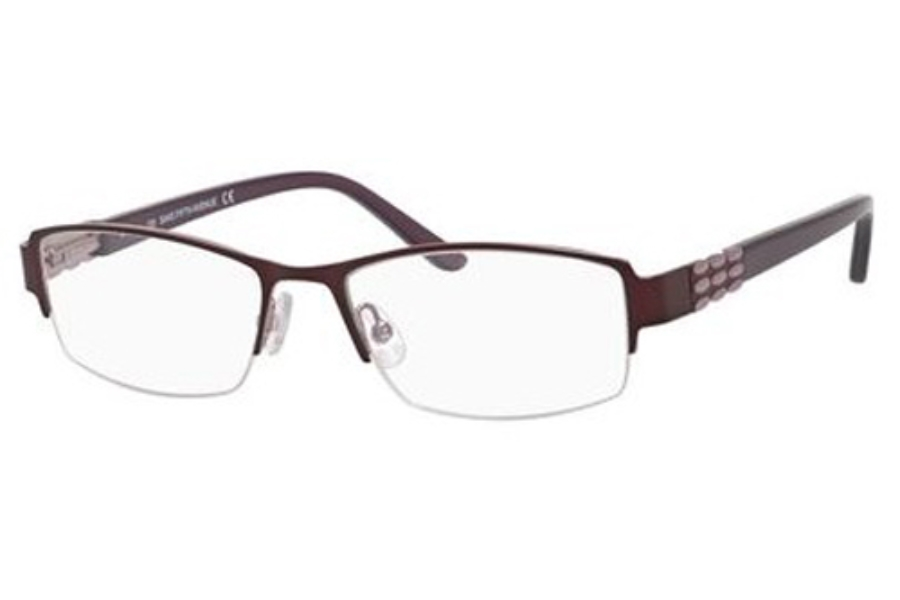 Saks Fifth Avenue SAKS FIFTH AVE 288 Eyeglasses in 0FS7 Plum