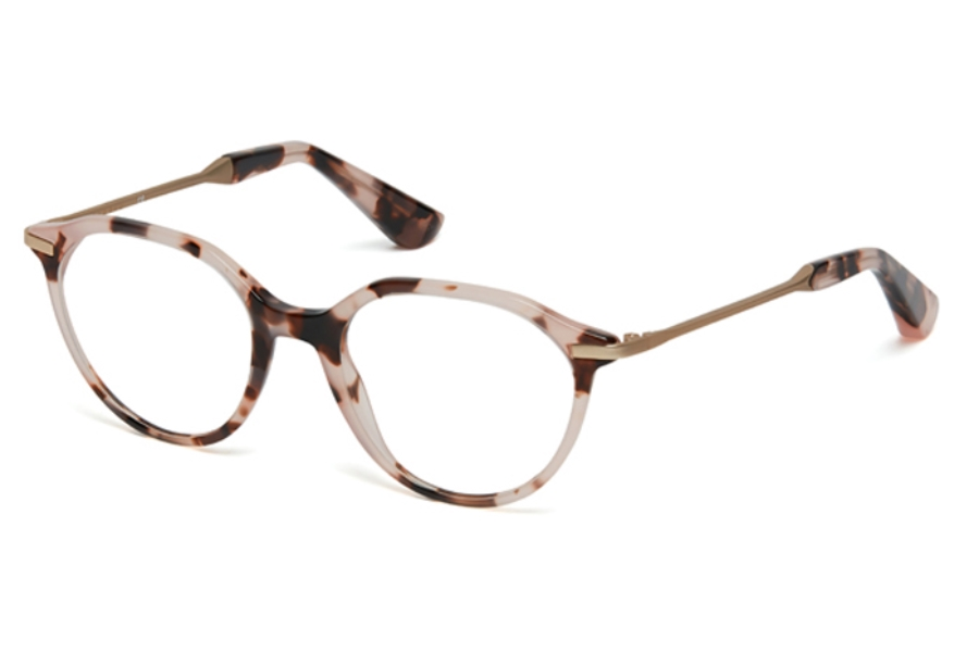 Sandro Paris SD 2005 Eyeglasses in 204 Ecaille Rose