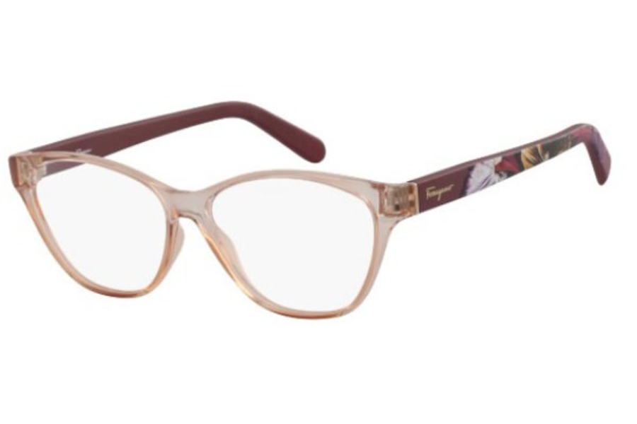Salvatore Ferragamo SF2836 Eyeglasses in 290 Nude