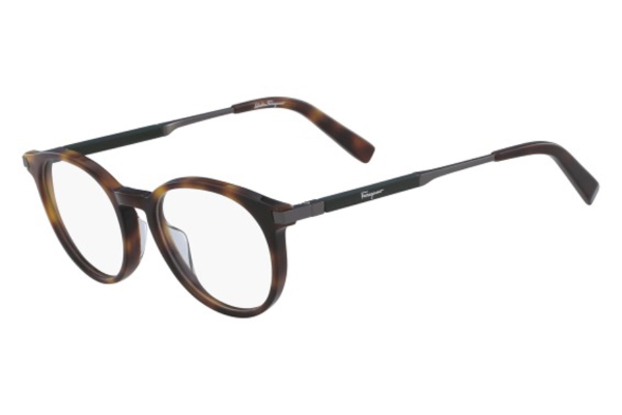Salvatore Ferragamo SF2802 Eyeglasses in 214 Havana