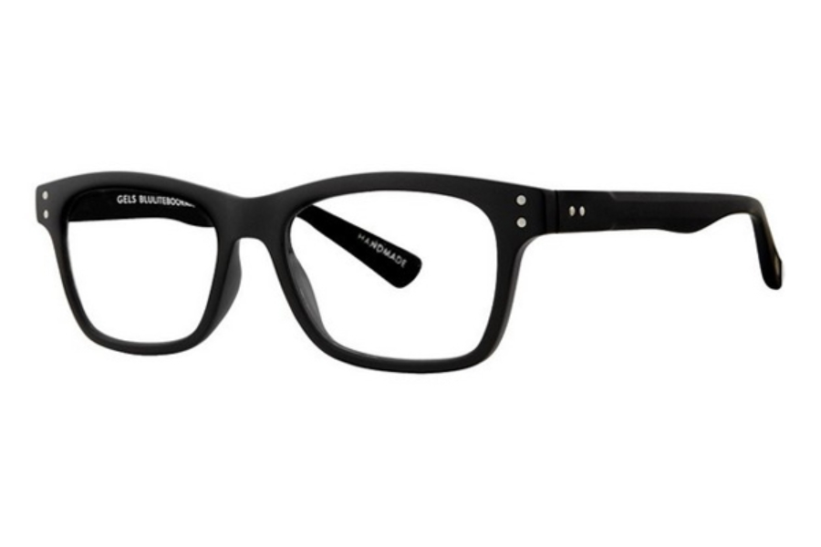 Scojo New York Readers Bookman Eyeglasses in Obsidian +1.00
