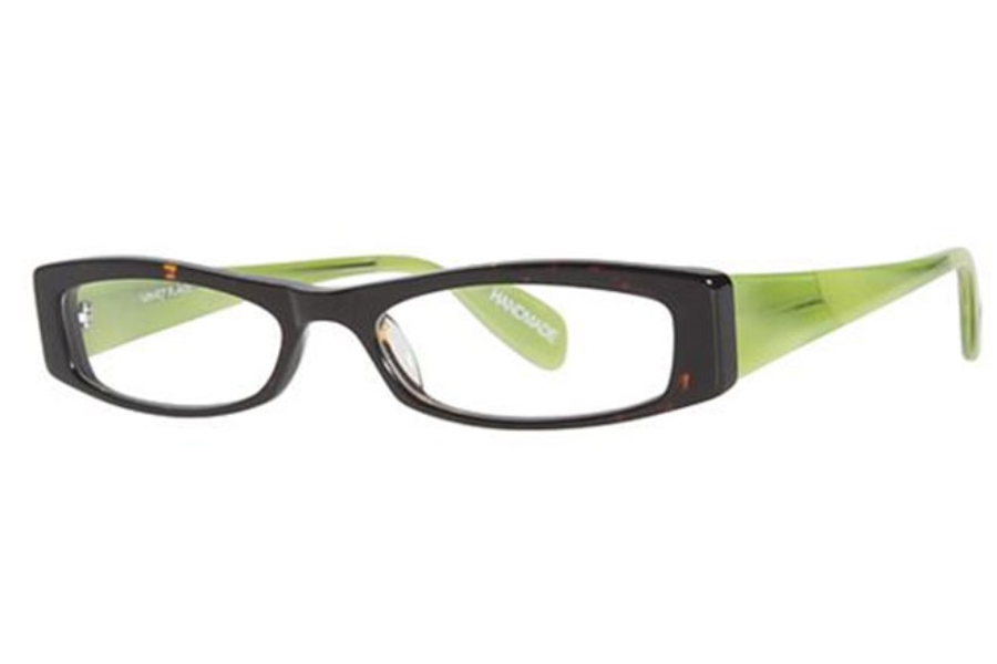 Scojo New York Readers Sidney Place Eyeglasses in 1076 Tortoise/Green