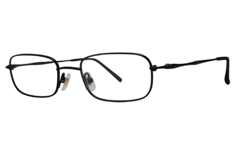 Seiko T474 Eyeglasses in 076 Mirror Black