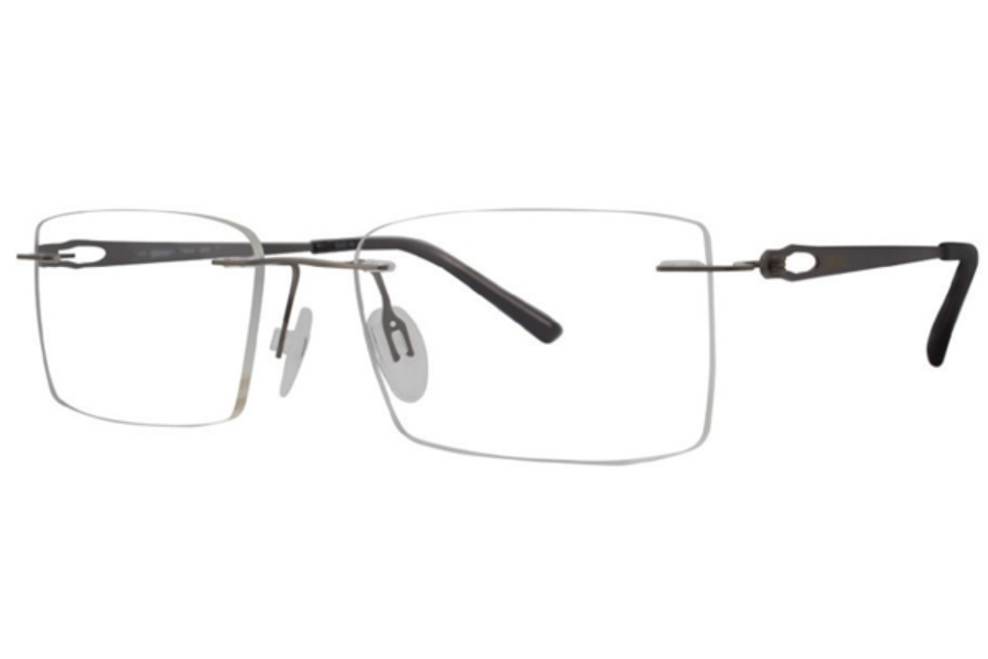 469594fbff6 Seiko T944 Eyeglasses in D08 Light Gold ...