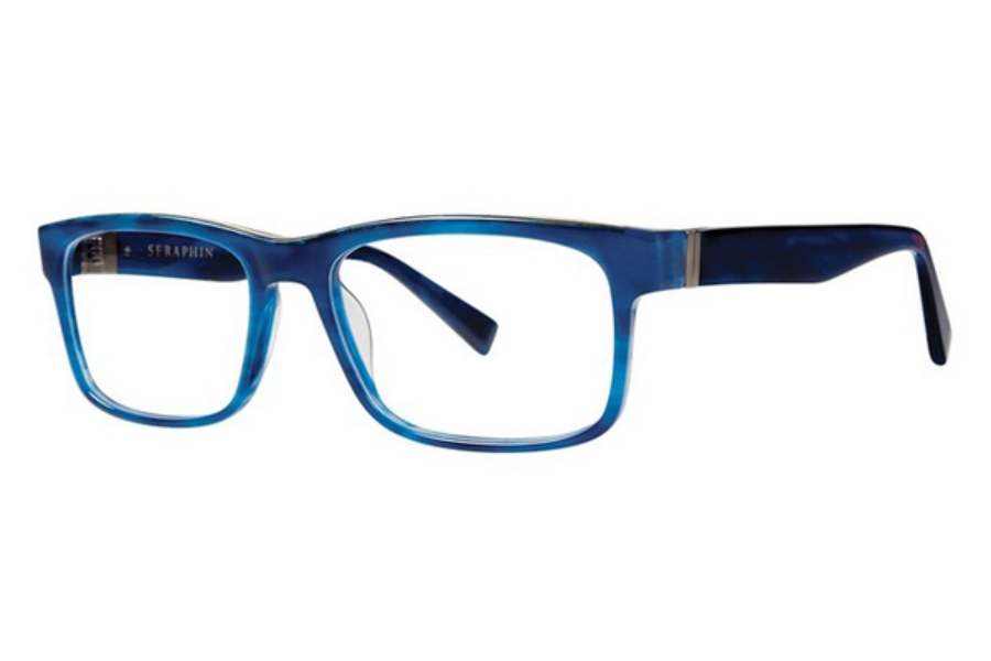 Seraphin by OGI KILDARE Eyeglasses in 8264 Persian Blue