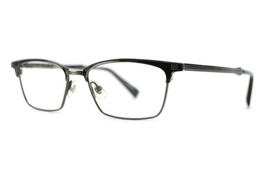 Seraphin by OGI LAKEVIEW Eyeglasses in 8987 Black Pearl/Gunmetal