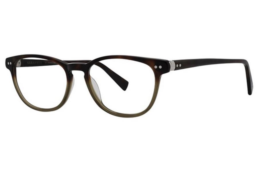 12cc25c31d Seraphin by OGI WARWICK Eyeglasses in 8059 Tortoise Evergreen ...